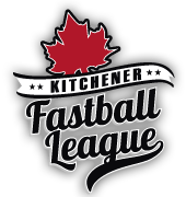 Kitchener Fastball League Logo